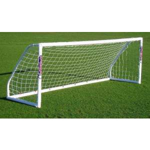 Samba Match 12 x 4 Football Goals by Podium 4 Sport