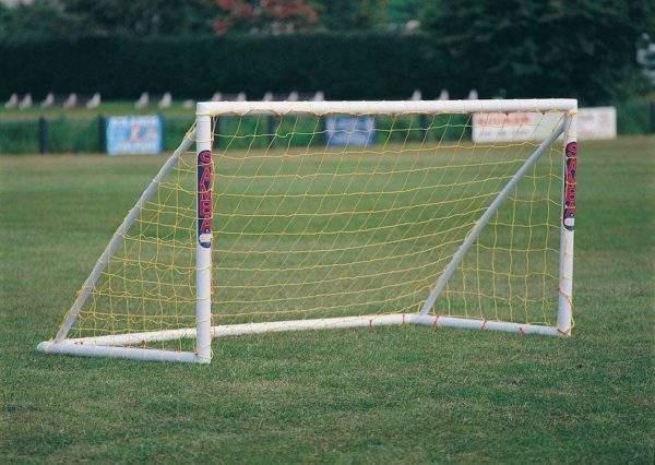Samba Match 12 x 6 Pair Football Goals by Podium 4 Sport