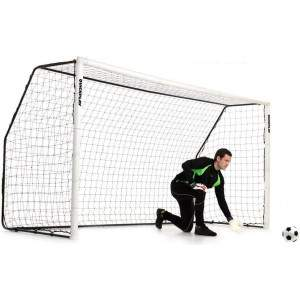 Quickplay Folding Match Goals 12ft x 6ft by Podium 4 Sport