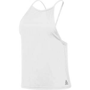 Reebok Women's WOR Meet You There Tank Top White by Podium 4 Sport