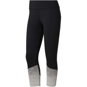 Reebok Women's CrossFit® Lux Fade 3/4 Tights Black by Podium 4 Sport
