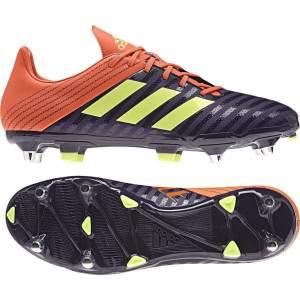 adidas Malice (SG) Orange by Podium 4 Sport