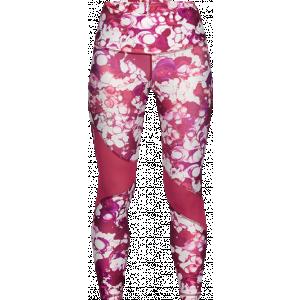 UA Women's HeatGear® Armour Ankle Crop Print by Podium 4 Sport