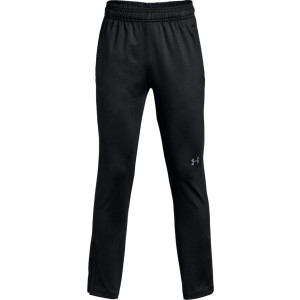 UA Boys Challenger II Training Trousers Black by Podium 4 Sport