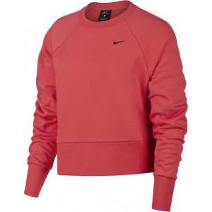 Nike Women's Dri-FIT LS Training Top Ember Glow by Podium 4 Sport