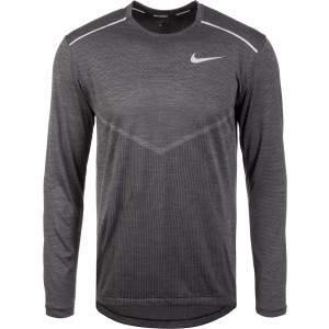 Nike Men's TechKnit Ultra LS Running Top by Podium 4 Sport