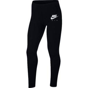Nike Air Girls Leggings Black by Podium 4 Sport