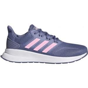 adidas Kids RunFalcon Pink by Podium 4 Sport