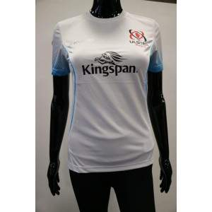 Kukri Ulster Women's Technical T-shirt White by Podium 4 Sport