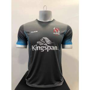 Kukri Kids Ulster 19 Technical T-shirt Asphalt by Podium 4 Sport